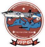 Photographic Reconnaissance Squadron 63 Det.5 (US Navy) insignia 1980.png