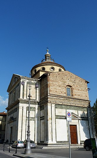 Prato - Santa Maria delle Carceri church