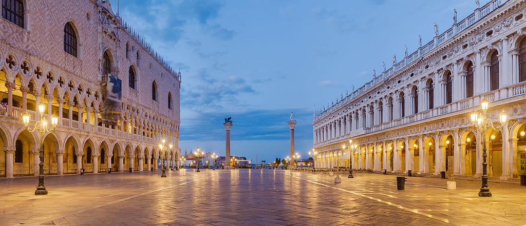 Piazzetta San Marco Venice BLS