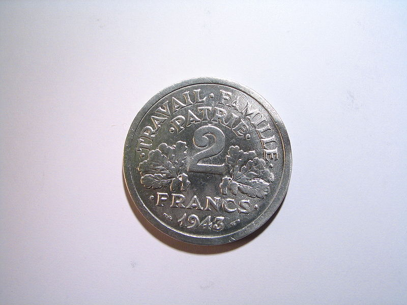 File:Piece de monnaie 1943 124 2419.JPG