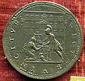 Pier paolo galeotti, medaglia di cosimo I de' medici e victor vincitrix (ordine di s. stefano).JPG