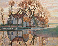 Piet Mondrian - Farm near Duivendrecht - 2001.479 - Art Institute of Chicago.jpg