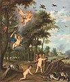 Pieter van Avont, Izaak van Oosten, Jan van Kessel (I) - The Four Elements - An Allegory of Air and Fire.jpg