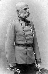 [✔] Empire d'Autriche-Hongrie 158px-Pietzner%2C_Carl_%281853-1927%29_-_Emperor_Franz_Josef_I_-_ca_1885