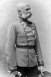 Pietzner, Carl (1853-1927) - Emperor Franz Josef I - ca 1885