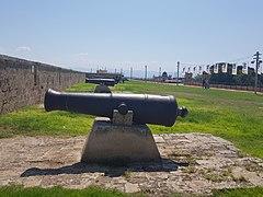 PikiWiki Israel 72357 acre cannon promenade.jpg