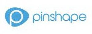 Pinshape - Image: Pinshape logo