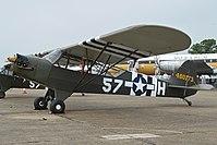 Piper L-4J Cub '480173 - 57-H' (G-RRSR) (14126025704).jpg