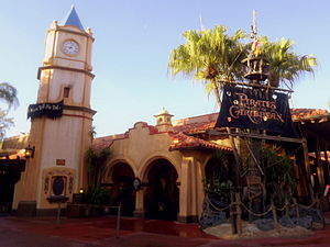 Pirates of the Caribbean (attraction) - Magic Kingdom's Pirates of the Caribbean