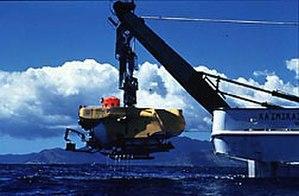 Lōʻihi Seamount - Image: Pisces V