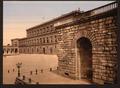 Pitti Palace, royal residence, Florence, Italy-LCCN2001700792.tif