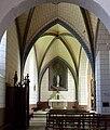 Plafond du collatéral - Église Saint-Jean-Baptiste de Larbey.jpg
