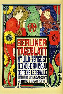 <i>Berliner Tageblatt</i>