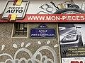 Plaque Avenue Porte Aubervilliers - Paris XVIII (FR75) - 2021-01-15 - 2.jpg