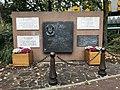 Plaque en hommage aux régiments d'infanterie de Courbevoie (Hauts-de-Seine, France) - 5.JPG