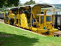 Plasserail. Track maintenance machine TBW165 at Lydenburg Station. (17213576238).jpg