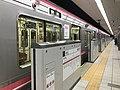 Platform of Noda-Hanshin Station 3.jpg