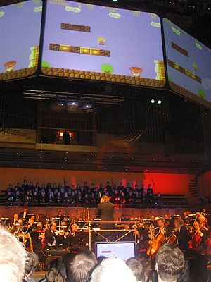 The Great Giana Sisters - Music of the Great Giana Sisters orchestrated live by Play! A Video Game Symphony in 2007.