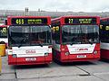 Plymouth Citybus 120 L120YOD 131 M131HOD (6173083053).jpg
