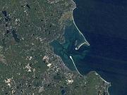Plymouth Landsat