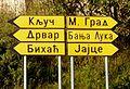 Podbrdo Road Signs 2.jpg