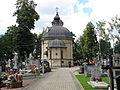 Podlaskie - Białystok - Białystok - Wysockiego 1 - cerkiew Wszystkich Świętych - tył.JPG