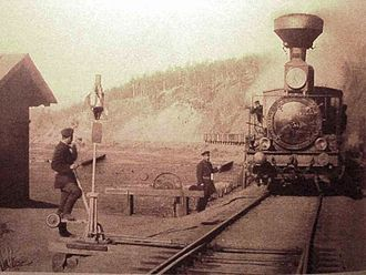 Khiloksky District - Khilok Station, on the Trans-Siberian Railroad, 1903