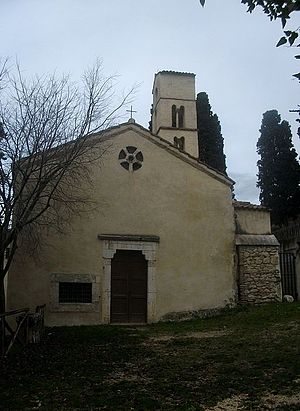 Poggio Mirteto - Saint Paul Church, thirteenth century