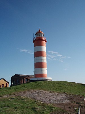 Gogland - North lighthouse on Hogland