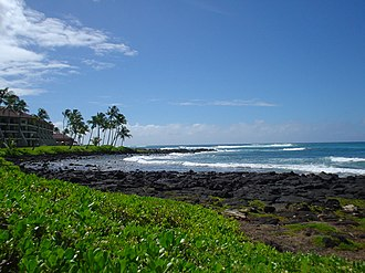 Poipu, Hawaii - Poipu Beach