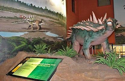 Polacanthus foxi-Dinosaurisle