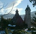 Poland Karpacz - Vang church overview.jpg