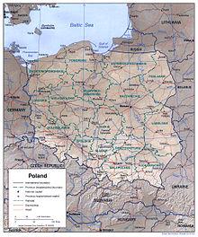 Liste Des Villes Et Villages De Pologne