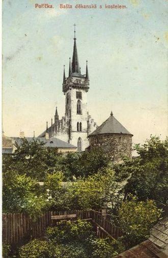 Polička - Image: Polička Věž