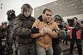 Police escorted the prisoner. (6993995227).jpg