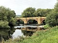 Pont Bangor-is-y-Coed - Grade I Listed Building in Bangor-on-Dee, Wrexham, Wales 05.jpg