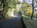 Poolmouth Road through Moss Valley Country Park - geograph.org.uk - 1039091.jpg