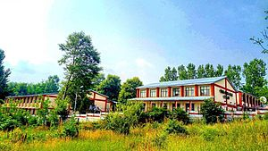 "Poonch Medical College - Image: Poonch Medical College ""Summer"""