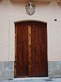 Porta i escut de la casa Santandreu de Xàtiva.JPG