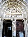 Portail et tympan de Notre-Dame du mont Roland.jpg