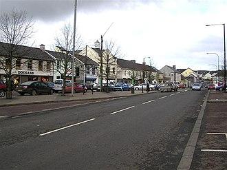 Portglenone - Image: Portglenone, County Antrim geograph.org.uk 342201