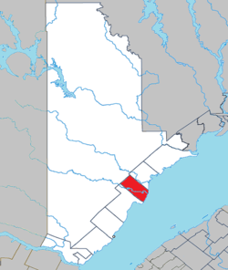 Portneuf-sur-Mer Quebec location diagram.png