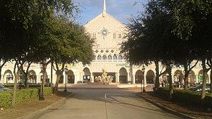Shenandoah, Texas - Portofino Shopping Center.