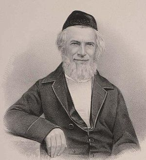 Jacob Ettlinger - Rabbi Jacob Ettlinger
