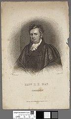 Revd. E. H. May, Croydon