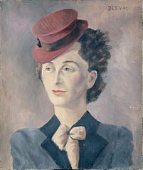 Portret van mevrouw Ursula Jannink-Veraguth