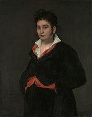 Portrait de Don Ramón Satué