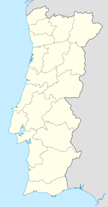 LPPT is located in Portugal