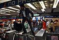 PosMeSalto en el Metro de la Ciudad de México 4.jpg