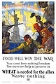 Poster - Food will win the war.jpg